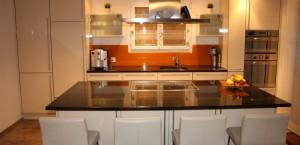 Küche weiss